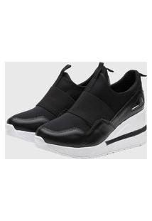 Tênis Sneaker Gommix 6060 Preto