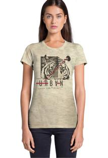 Camiseta Joss Urban Bege