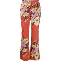 0315705b5943f5 Calça Fenda Jacquard feminina | Shoes4you