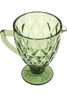 Jarra Diamond- Verde- 1,1L- Lyorlyor
