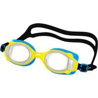 4f1f39fec Ri Happy. Óculos De Natação Infantil - Lappy - Azul - Amarelo - Speedo