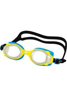 Óculos De Natação Infantil - Lappy - Azul - Amarelo - Speedo