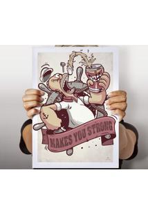 Poster Power Beer