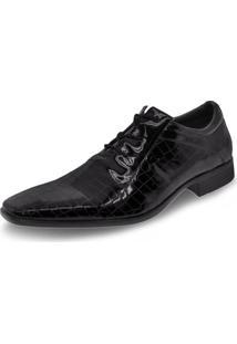Sapato Masculino Social Bkarellus - S0004 Verniz/Preto 37
