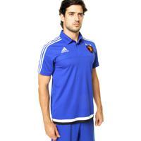 7eb35530cf06b Camisa Polo Adidas Performance Viagem Sport Recife Azul