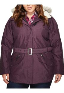 Jaqueta Impermeável Carson Pass Ii Dusty Purple Wl4117 - Columbia