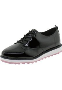 Sapato Infantil Feminino Oxford Molekinha - 2510611 Verniz/Preto 01 25