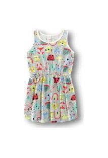 Vestido Marisol Play - 11207288I Bege