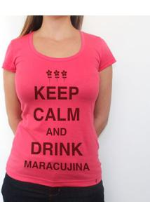 Maracujina - Camiseta Clássica Feminina
