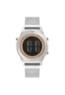 Relógio Technos Feminino Fashion Digital Bj3927Ac/1P