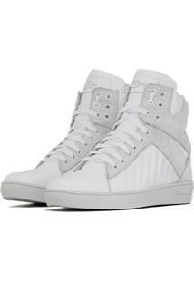 Sneaker K3 Fitness Trendy Branco