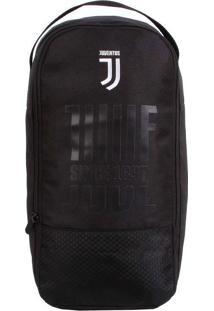 04d8ed855be06 Fut Fanatics. Porta Chuteira Juventus Preto