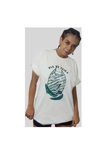 Camiseta Quimera Frágil Off White