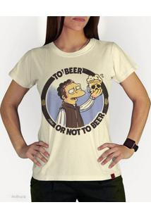 Camiseta Beer Or Not To Beer