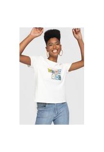 Camiseta Cantão Tabela Periódica Off-White