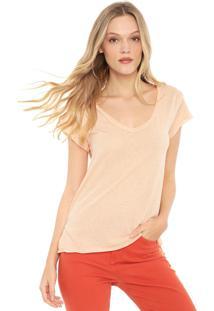 Camiseta Lez A Lez Botonê Rosa