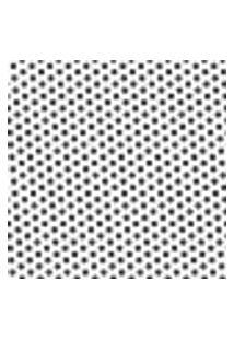 Papel De Parede Autocolante Rolo 0,58 X 5M - Preto E Branco 441