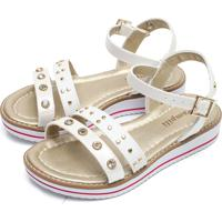 619212640 Sandália Para Menina Fivela Pampili infantil | Shoes4you