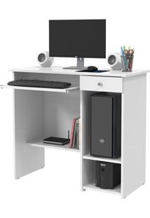 Mesa Para Computador Marina New Branco