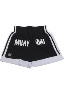 Shorts Fighters Muay Thai - Feminino