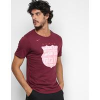 1e607b625a Camiseta Barcelona Tee Hook Nike Masculina - Masculino