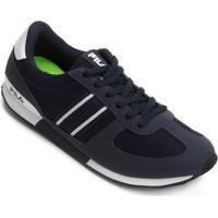31b16c4b54b Netshoes. Tênis Fila F-Retro Sport 2.0 Masculino ...