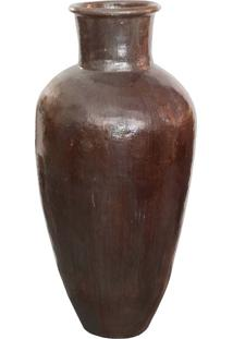 Vaso Vietnamita Ceramica Alto/Grande - 1,25X65