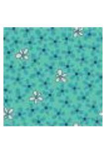 Papel De Parede Autocolante Rolo 0,58 X 3M - Floral 1314