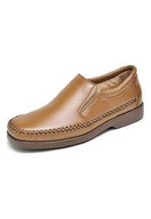 Sapato Social Masculino Leve Linha Confort