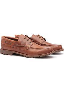 Sapato Samello New Barao Couro Masculino - Masculino