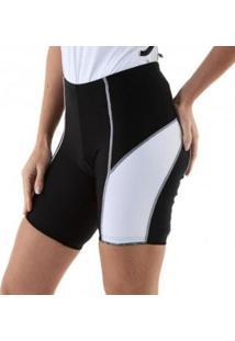 Bermuda Ciclista Realtex Feminina - Feminino