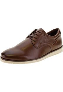 Sapato Masculino Esporte Tratos - 3050 Café 37