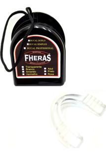 Protetor Bucal Fheras - Transparente