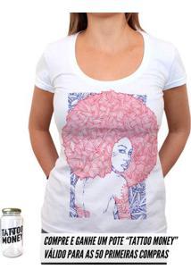 Black Soul Foda - Camiseta Clássica Feminina