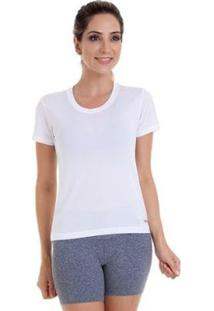 Camiseta Baby Look Dry Best Fit Feminina - Feminino