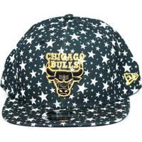 Boné Chicago Bulls New Era 9Fifty Star - Masculino 5fef5cd0f26