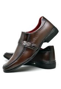 Sapato Social Fashion Dubuy 827El Marrom