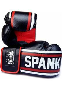 Luva De Boxe Pro Sparring Spank - 18Oz - Unissex