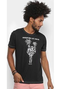 6b1a6dcdb Camiseta Colcci Estampada Adventure Masculina - Masculino