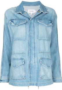 Frame Jaqueta Jeans Service - Azul