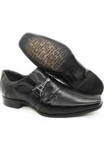 Sapato Social Executivo Couro Keffor Masculino - Masculino