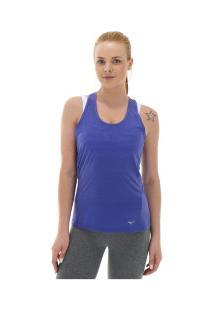7e69184824 Camiseta Regata Mizuno Active - Feminina - Roxo
