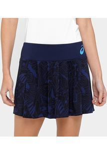 Short Saia Asics Tennis Papillon