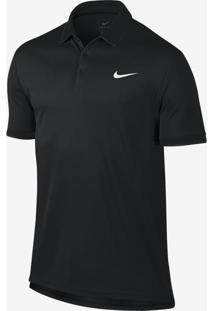 Nike Store. Camisa Polo Nikecourt Dri-Fit Masculina 789977a0a63f5