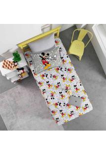 Jogo De Cama Portallar Solteiro Malha Disney Toy 2 Peças Guarda Do Leão Dusty