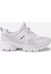 Tênis Feminino Chunky Sneaker Textura Kolosh