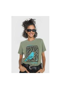 Camiseta Cantão Sanhacu Verde