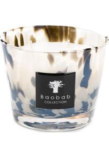 Baobab Collection Vela Black Pearls - Branco