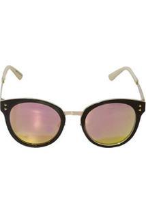 Óculos De Sol Retro Tom Escuro feminino   Shoes4you 1375745806
