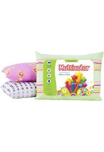 Travesseiro Multicor 45X65 - Altenburg - Sortida
